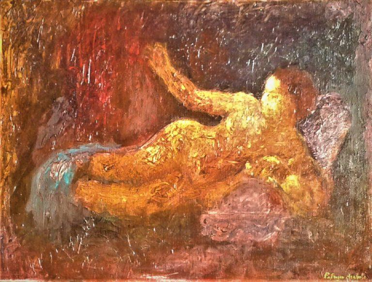 Da Danae di Rembrandt 1636