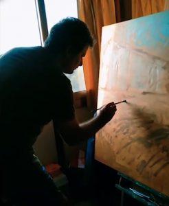 Patrizio Arabito, artista contemporaneo