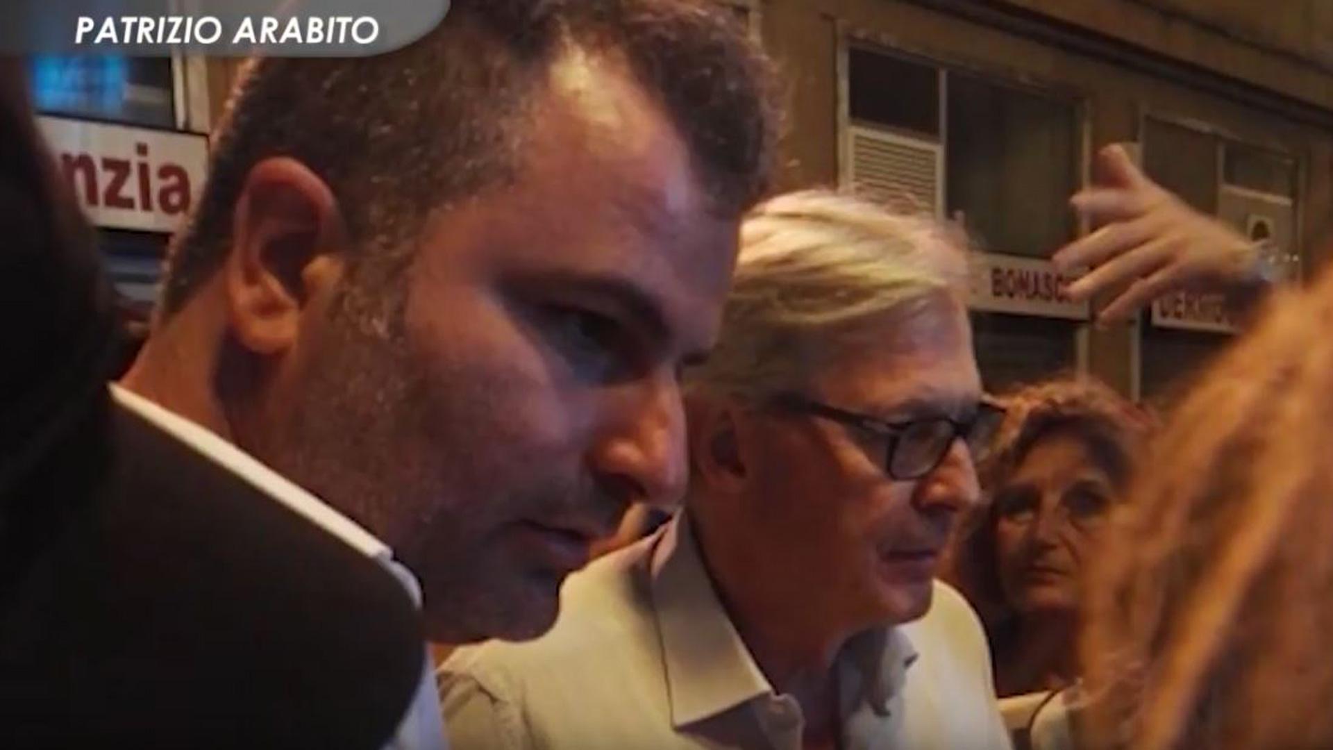 Patrizio Arabito - Critiche